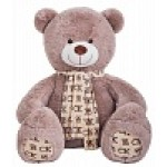 Медведь Мартин В110CK бурый ММCK6078