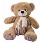 Медведь Тоффи В85 кофейный МТоф4082