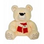 Медведь Добряк В120 персиковый МД8058
