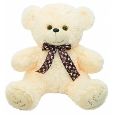 Медведь Феликс В65 персиковый (МФ/38/58)