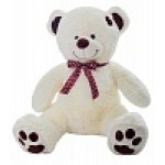 Медведь Тони В145 молочный МТ8052