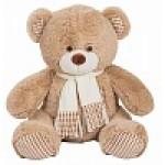 Медведь Тоффи В110 кофейный МТоф7082