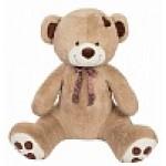 Медведь Тони В190 кофейный МТ11082