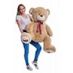 Медведь Амур В140 кофейный МА8082