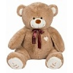 Медведь Феликс В145 кофейный МФ8082