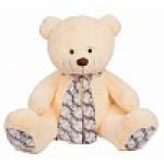 Медведь Мартин В140DG персиковый ММDG8058