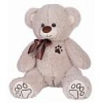 Медведь Бен В65 светло-серый МБН3872