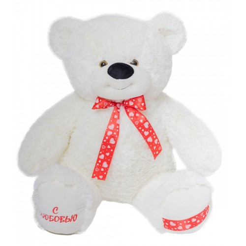Медведь Захар В105 белый (МЗ/60/31)