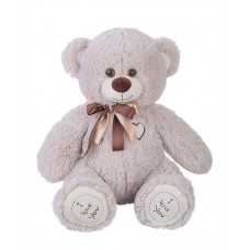 Медведь Арчи В65 светло-серый (МАР/38/72)