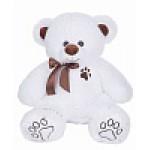 Медведь Бен В65  белый МБН3831