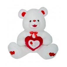 Медведь Ника В200 белый (МН/130/31)