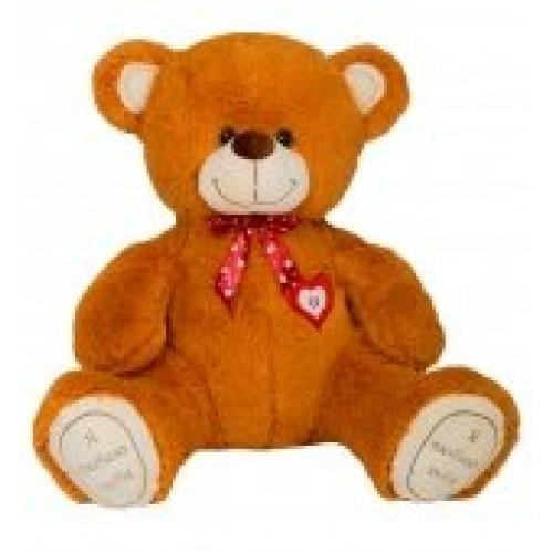 Медведь Гриня В100 коричневый (МГ/60/57)