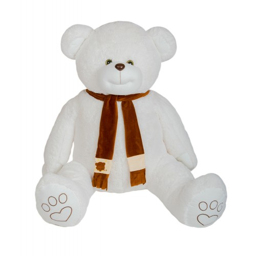 Медведь Самсон В230 белый (МС/130/31)