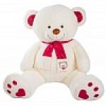Медведь Кельвин В200 молочный МК11052