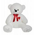 Медведь Гриня В140 белый МГ8031
