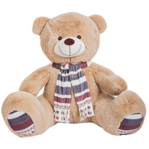 Медведь Мартин В220S кофейный (ММS/130/82)