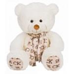 Медведь Мартин В110CK молочный ММCK6052