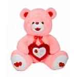 Медведь Ника В170 розовый МН100125