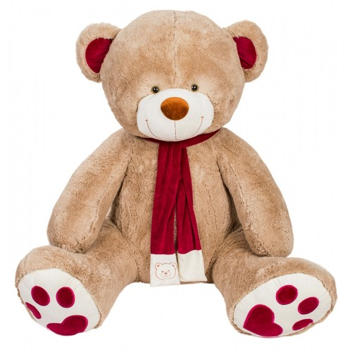 Медведь Кельвин В230 кофейный (МК/130/82)