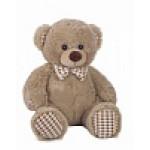 Медведь Тоффи В65 кофейный МТоф3882