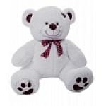 Медведь Тони В110 белый МТ6031