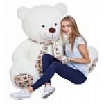 Медведь Мартин В220CK белый ММCK13031