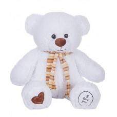 Медведь Фреди В65 белый (МФРЕ/38/31)