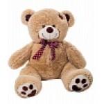 Медведь Тони В110 кофейный МТ6082
