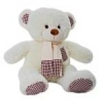 Медведь Тоффи В85 молочный МТоф4052