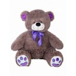 Медведь Тони В110 бурый С Мтс6078