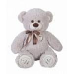 Медведь Арчи В65 светло-серый МАР3872