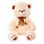 Медведь Фрэнк В110 персиковый МФр6058
