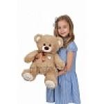 Медведь Арчи В65 кофейный МАР3882