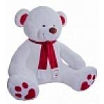 Медведь Кельвин В200 белый МК11031