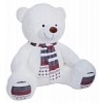 Медведь Мартин В140S белый ММS8031