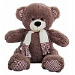 Медведь Тоффи В85 бурый МТоф4078