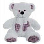 Медведь Тоффи В85 белый МТоф4031