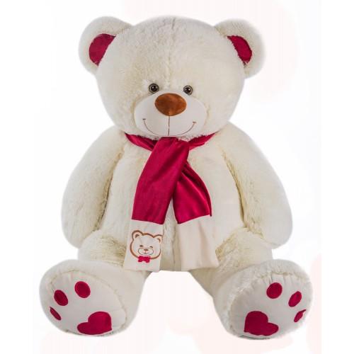 Медведь Кельвин В130 молочный (МК/70/52)
