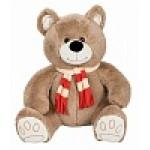 Медведь Добряк В120 кофейный МД8082