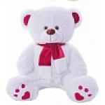 Медведь Кельвин В80 белый МК4031