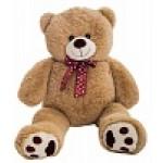 Медведь Риччи В112 кофейный МР6082