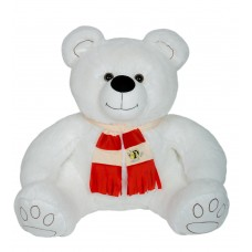 Медведь Добряк В120 белый (МД/80/31)