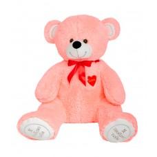 Медведь Гриня В140 розовый (МГ/80/125)