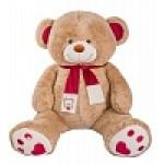 Медведь Кельвин В200 кофейный МК11082