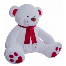 Медведь Кельвин В200 белый (МК/110/31)