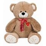 Медведь Гриня В140 кофейный МГ8082