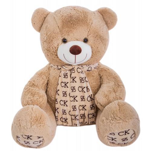 Медведь Мартин В140CK кофейный (ММCK/80/82)