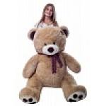 Медведь Тони В145 кофейный МТ8082