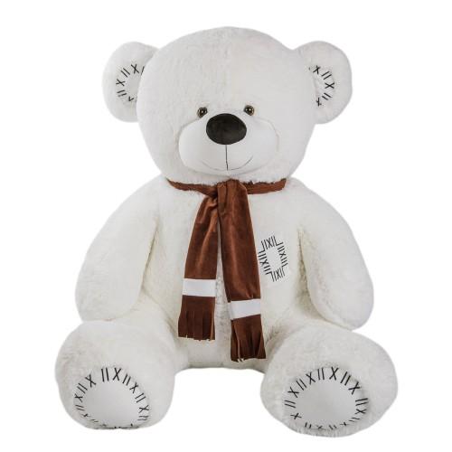 Медведь  В180 белый (МЧ/110/31)