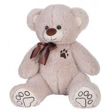 Медведь Бен В65 светло-серый (МБН/38/72)